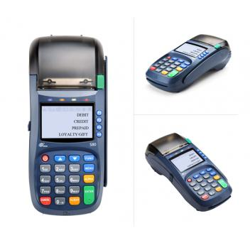 PAX S80 EMV+NFC with light lit