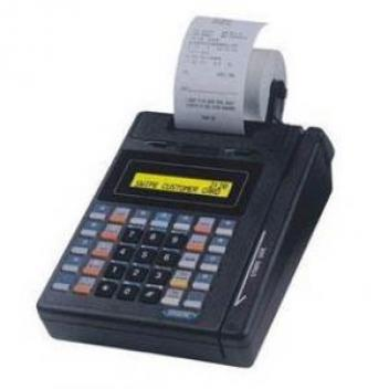 Hypercom T7P F credit card machine
