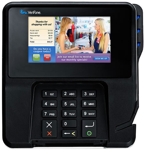 Verifone mx915-3
