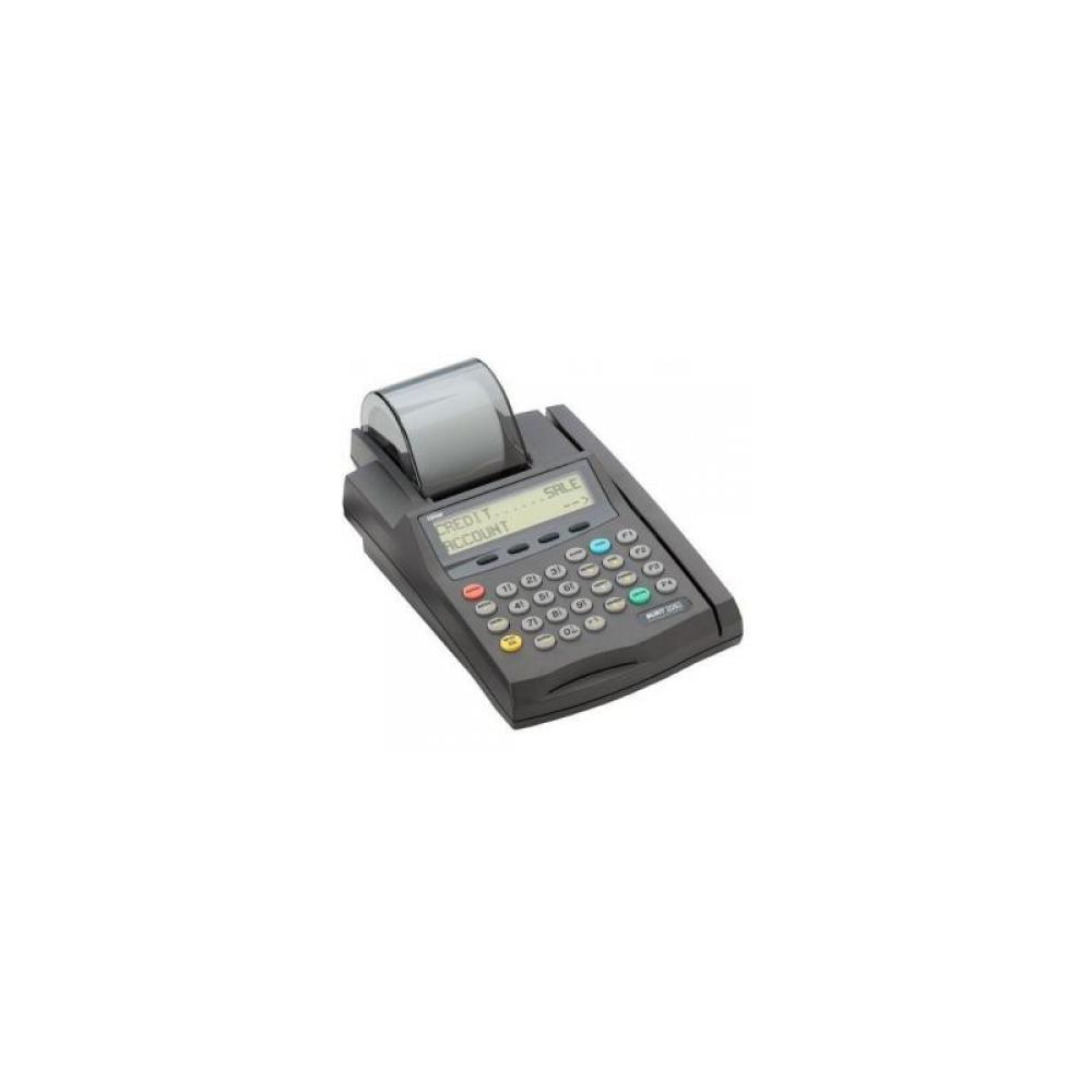 Nurit 2085 Plus Credit Card Terminal with user-friendly debit card key pad.